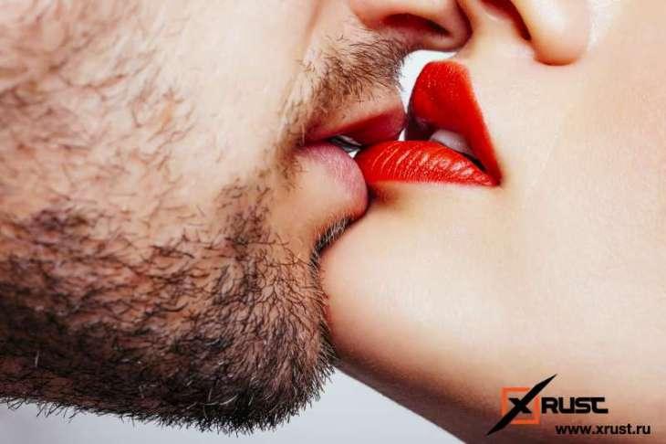 Как целоваться в засос