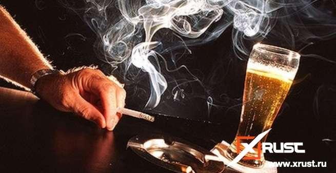 Коронавирус: от алкоголя и курения нужно отказаться