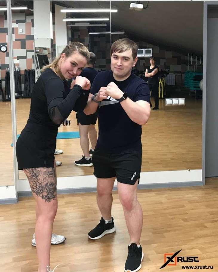 Тренировка BODY COMBAT