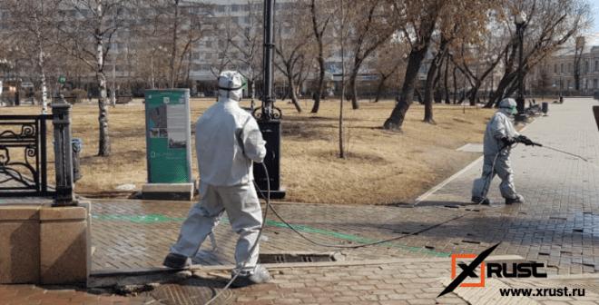 В России разработан способ уничтожения коронавируса