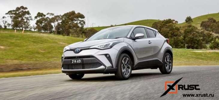 Toyota увеличила цены в России