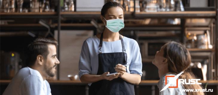 Коронавирус приведет к изменению правил в ресторанах