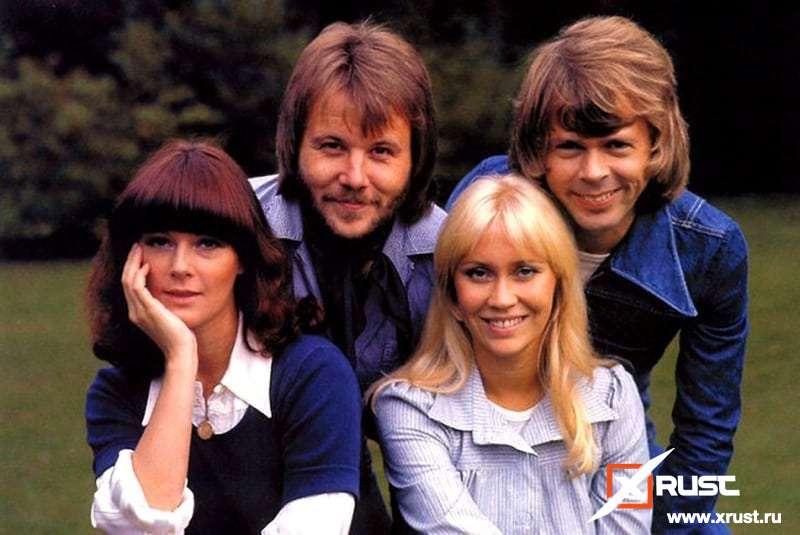Группа ABBA выпустит новые песни