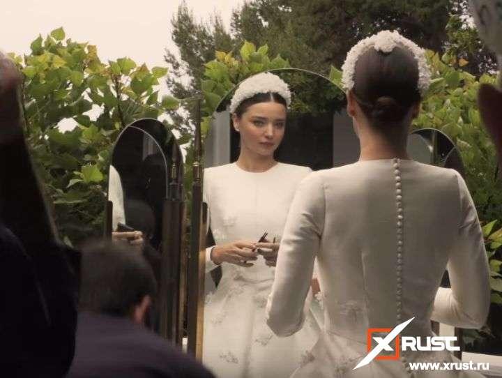 Миранда Керр отметили третью годовщину свадьбы