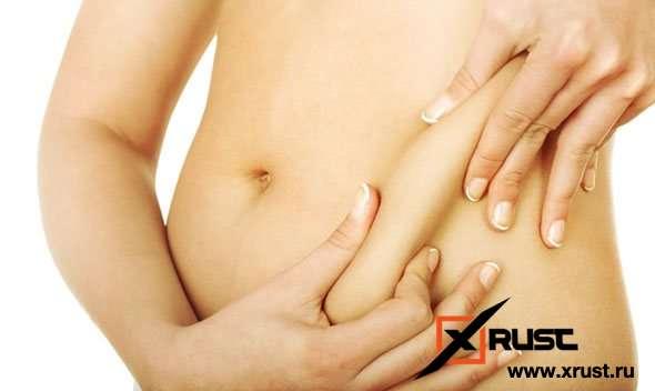 Жир на животе: как избавиться