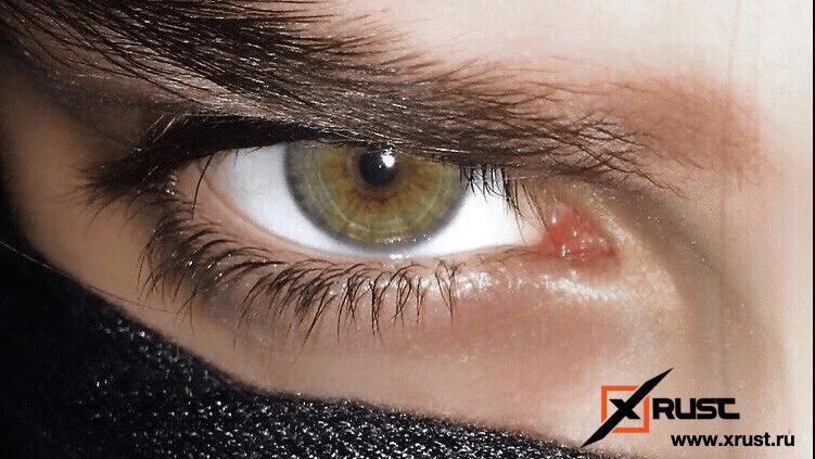 Люди с зелеными глазами