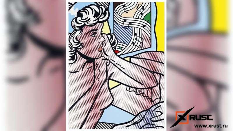 Картину Лихтенштейна продали за $46 миллионов