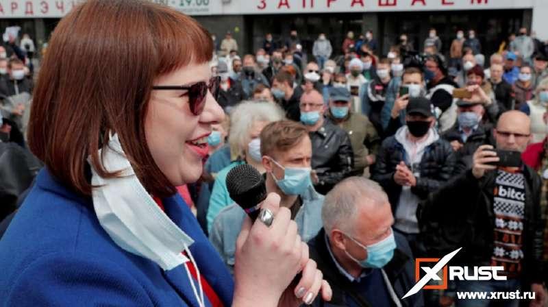 Белоруссия оппозиционная нарушает конституцию