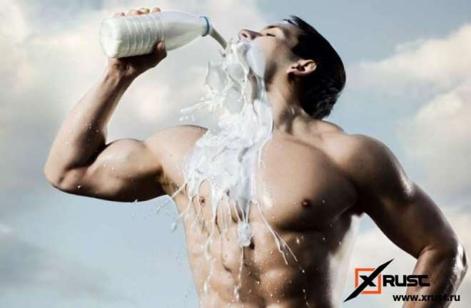 Молоко и мутация генов