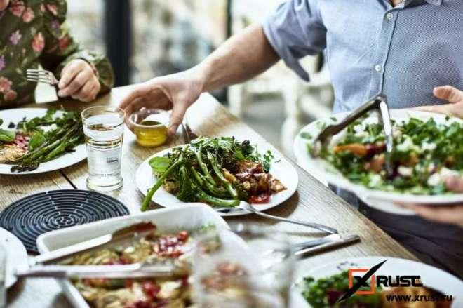 Вегетарианство - это лучший способ для похудения?