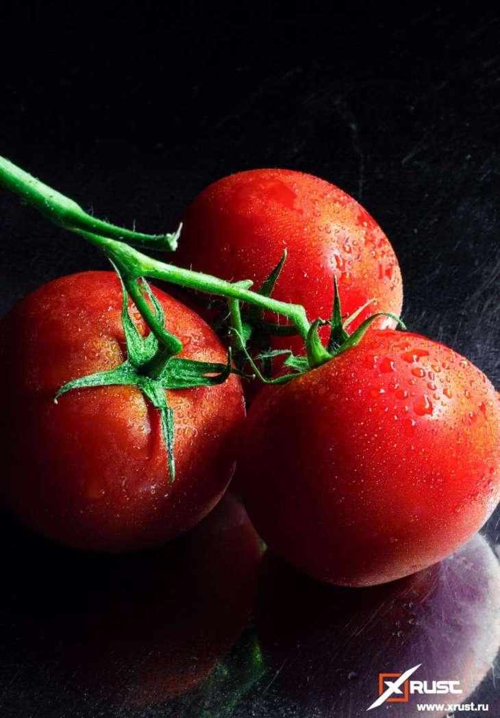 Что происходит с организмом, когда Вы едите помидоры