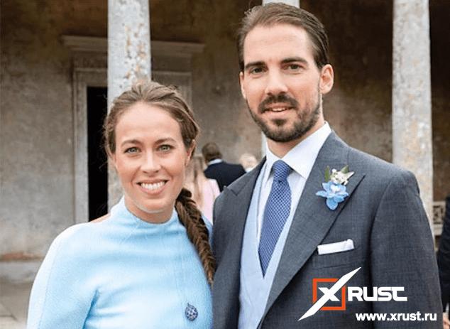 Принц Филипп взял в жены дочь миллиардера