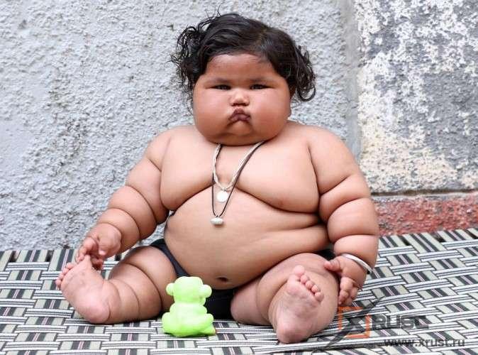 Ожирение: мутация в гене
