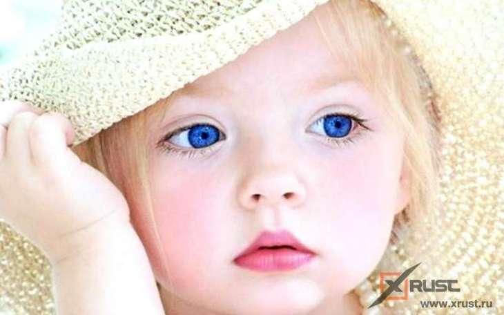 Цвет глаз может поменяться