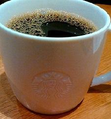 スタバデカフェコーヒー