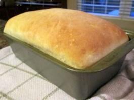 Το λευκό ψωμί