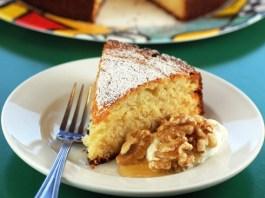 Κέικ γιαουρτιού