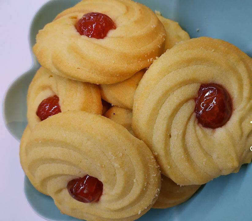 Αφράτα; μπισκότα Βουτυρου