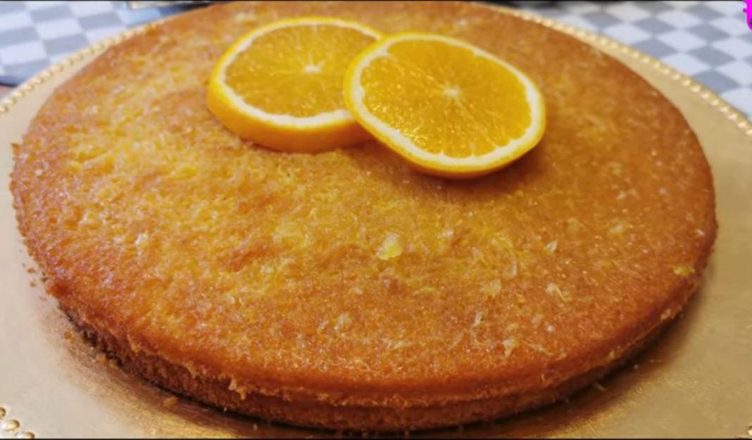 Κείκ Πορτοκάλι
