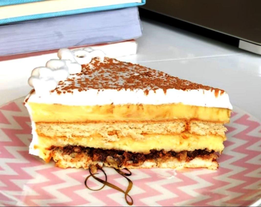 Κρεμωδες κέικ