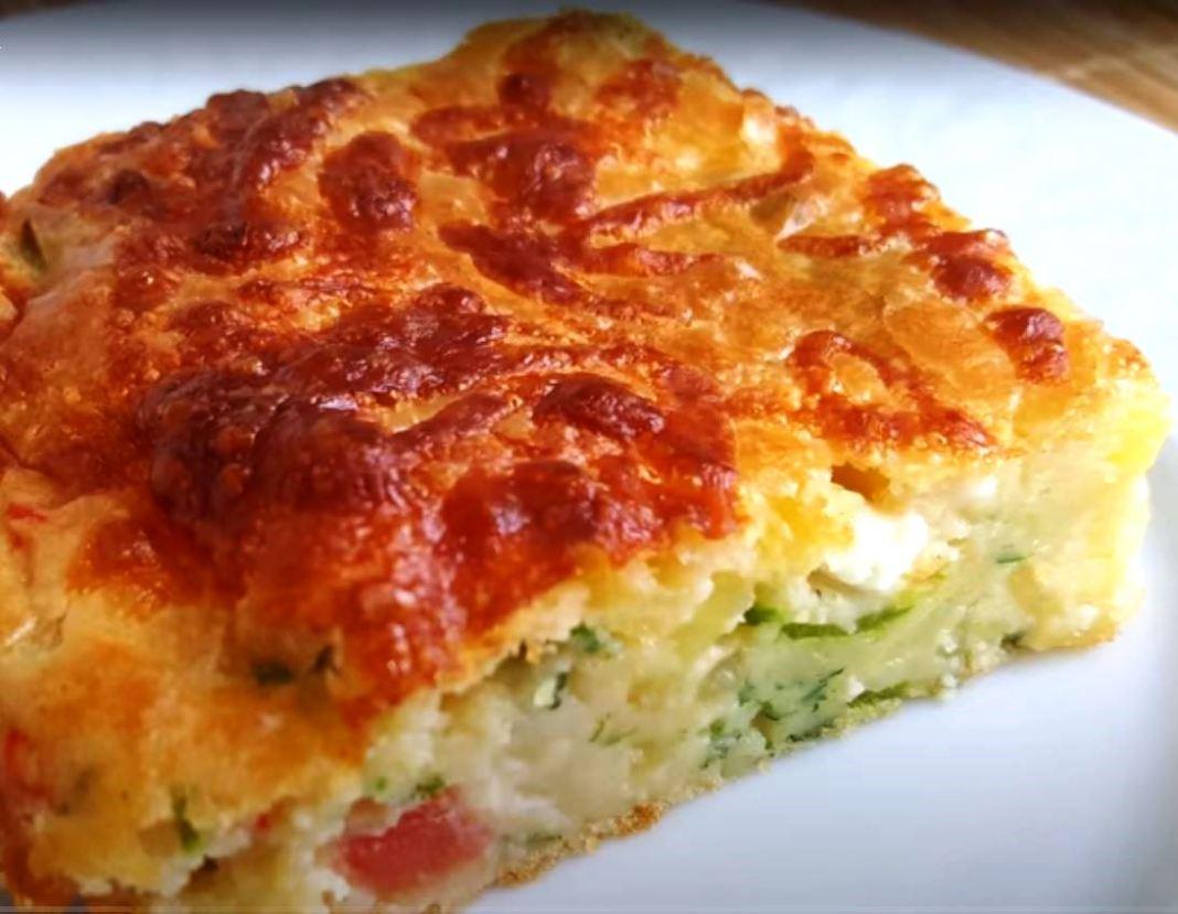 Πίτα με λαχανικά