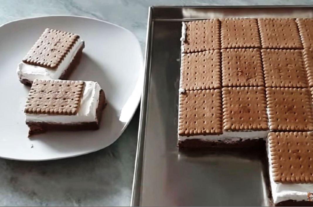 Γλυκάκι Ψυγείου σε 5 λεπτά