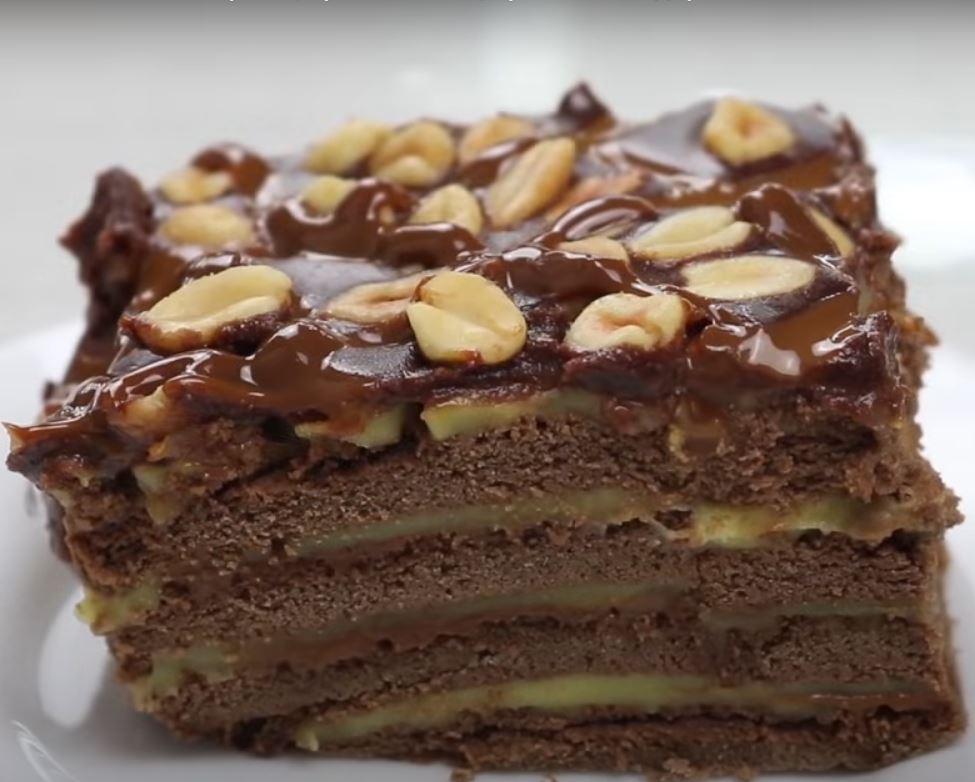 Πολυτελές κέικ χωρίς ψήσιμο! Κομψό, εμποτισμένο, απλό και φθηνό