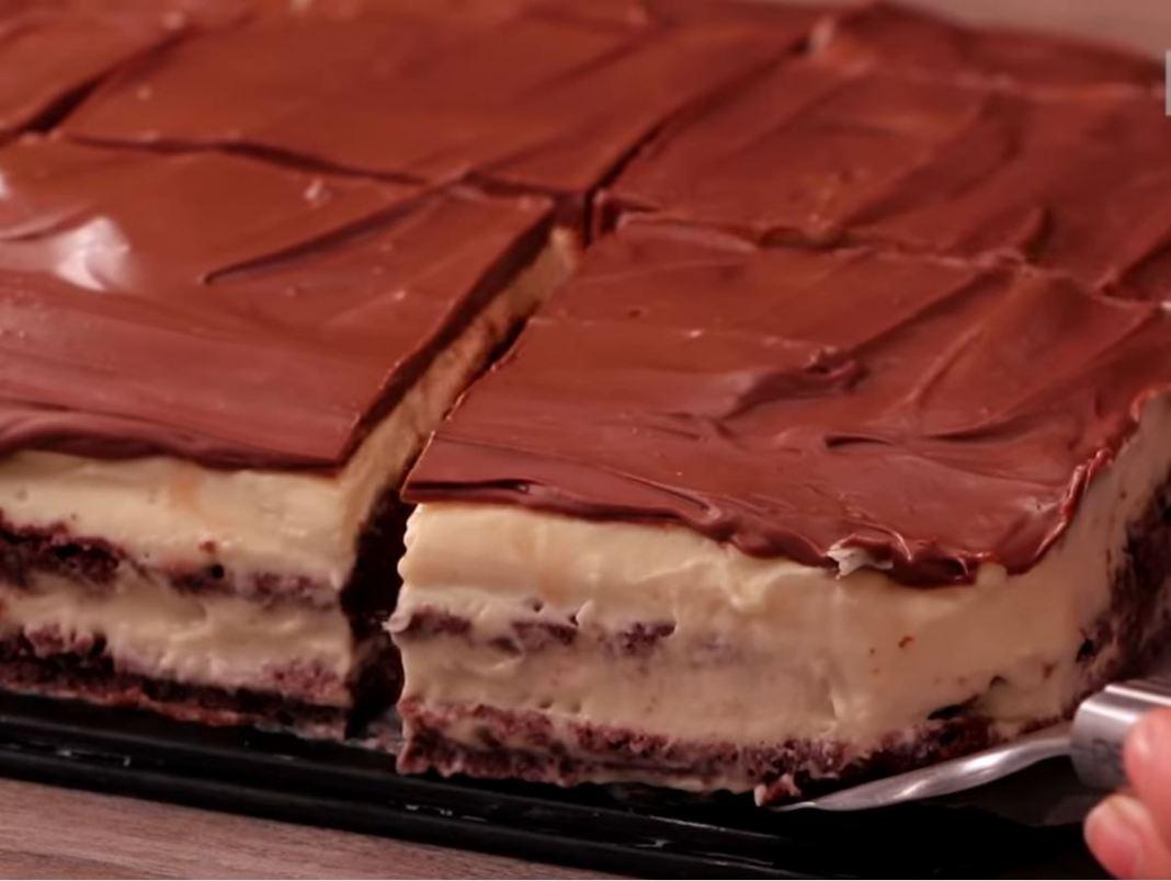 Υπέροχο Κέικ Σοκολάτας