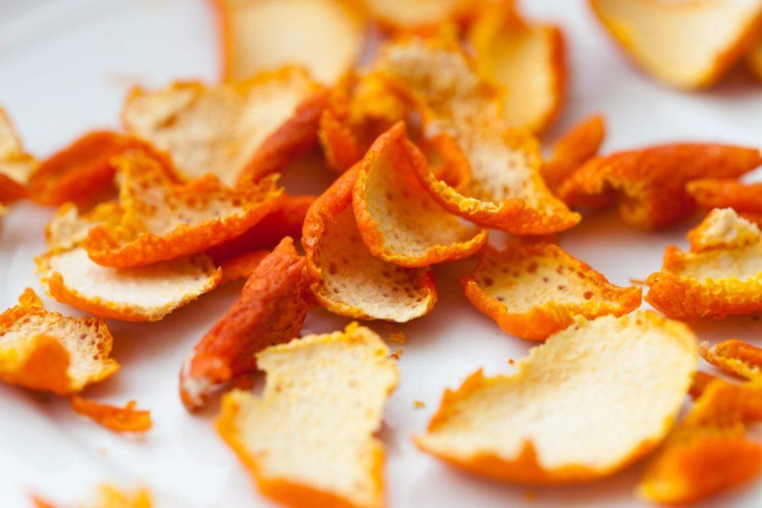 Φλούδες Πορτοκαλιου