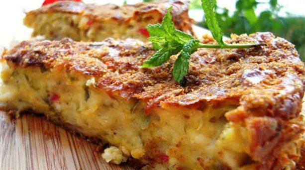 Σπιτική πίτα χωρίς φύλλο