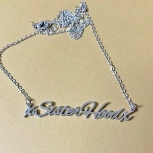 xsisterhoodx necklace