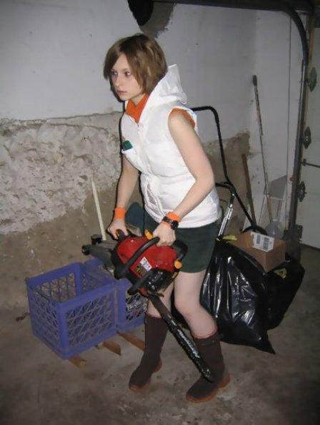 Resident Evil? (Rebbeca Chambers?) - ?