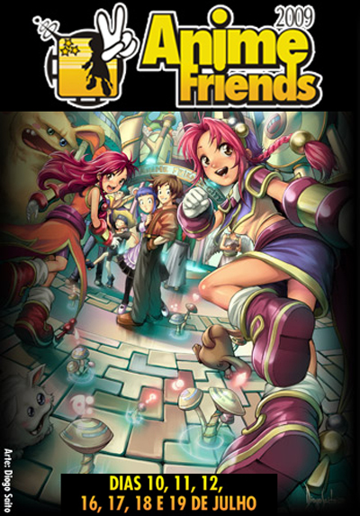 AnimeFriends 2009