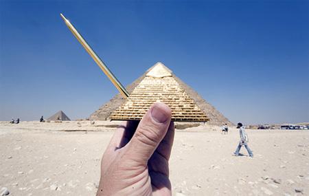Souvenir Landmarks - Egypt Pyramid
