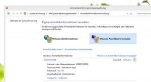 NAS Anmeldeinformationen bei Windows speichern
