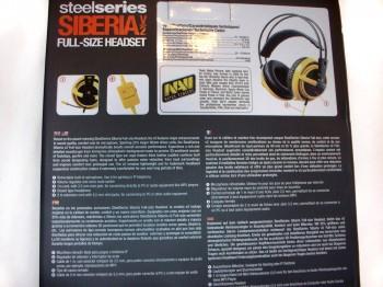 SteelSeries Sibera v2 - Natus Vincere