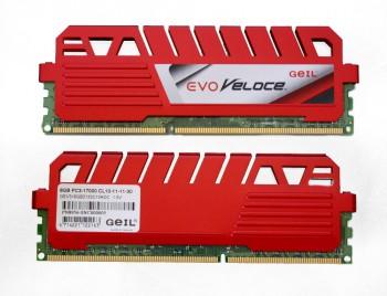 Evo Veloce RAM