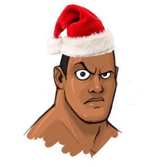 If you smell..el..el...el... that Christmas Turkey.