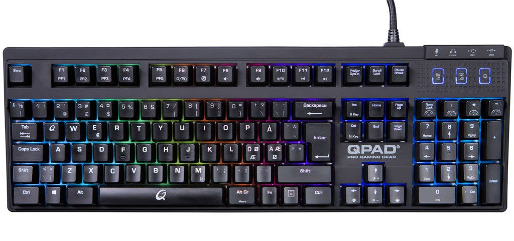 QPAD MK-90 review: a worthy flagship - Review - Keyboards | XSReviews