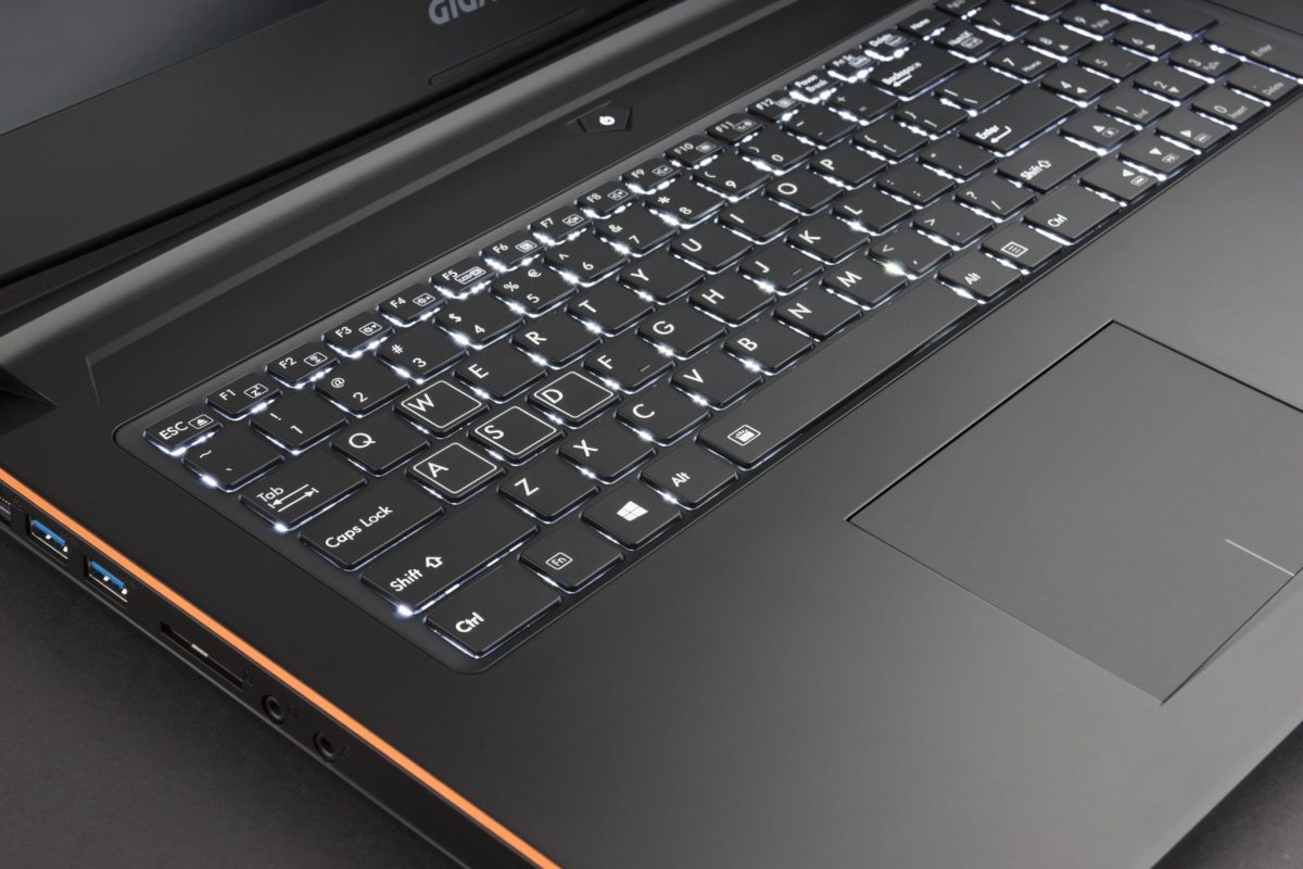3. A major highlight of P57 is its 30-key rollover anti-ghost backlit keyboard
