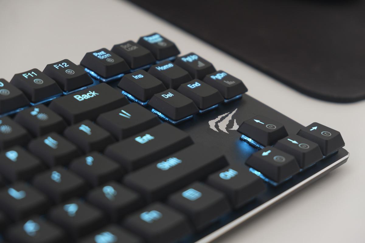 Havit Hv Kb390l Low Profile Mechanical Keyboard Review