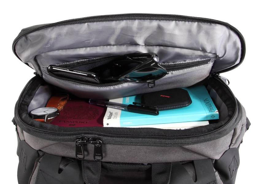 279f30c65d30f3 Kickstarter] GoBag 2 promises to be the ultimate carry-on backpack ...