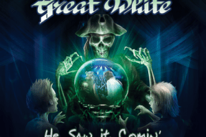 Jack Russell's Great White: He Saw It Comin'