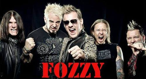 Interview With Chris Jericho WWE Superstar & Vocalist For Fozzy