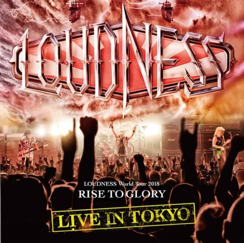 """Loudness To Release """"Live In Tokyo"""" 3 Disc Set"""