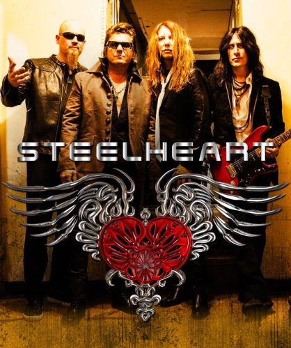 """STEELHEART premiere video and New Single """"MY DIRTY GIRL - Live"""" from their THROUGH WORLDS OF STARDUST album"""