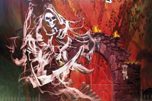 Steve Grimmett's Grim Reaper- At The Gates (Review)