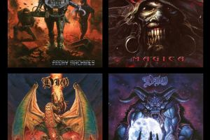 DIO: The Studio Album Collection - 1996-2004 To Include Rare Live Discs
