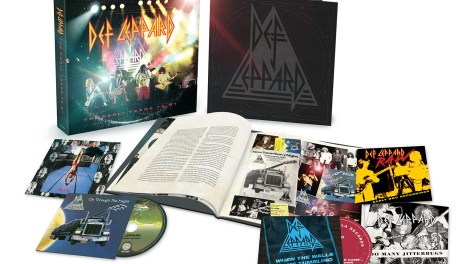 Def Leppard: The Early Years 79-81' Box Set (Review)