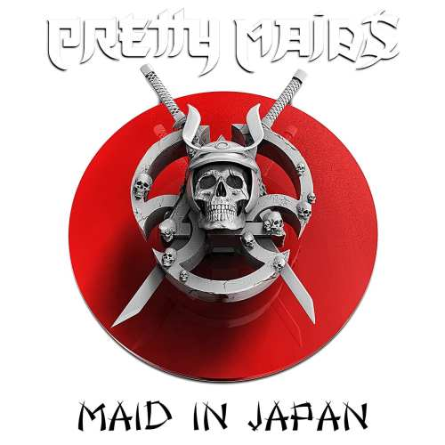 Pretty Maids To Release 'Maid In Japan Back To The Future World' CD/DVD/Blu-Ray Concert
